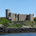 Famosos castillos medievales en Escocia : Dunvegan