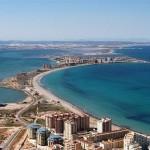 La Manga del Mar Menor, un paraíso entre dos mares