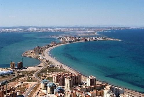 La manga del mar menor un para so entre dos mares for Oficina turismo murcia