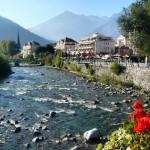 Merano, la ciudad de las flores en los Alpes italianos