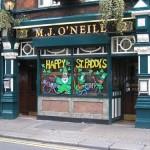Dublín y los pubs irlandeses