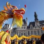 El Año Nuevo Chino en París