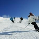 Esquiando en Suecia : Are