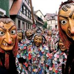 Los Carnavales en Alemania : Fastnacht