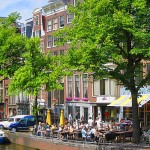 Jordaan, el barrio romántico de Amsterdam