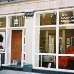Conozca el Museo del Cómic de Londres