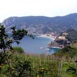 Un paseo a la Costa Riviera italiana : Cinque Terre