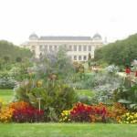 El Jardín de las Plantas en París