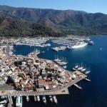 Marmaris, destino de crucero en Turquía