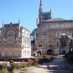 Lugares románticos en Portugal : Bucaco