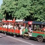 Paseo en mini tren por Ginebra