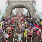 Experimente la Maratón de Londres