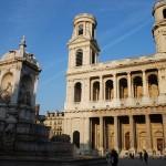 Saint-Sulpice, la Iglesia del Código Da Vinci