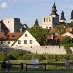 Visby, Patrimonio de la Humanidad en Suecia