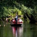Turismo rural en las afueras de Berlín : Spreewald