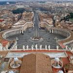 El Vaticano, el país más pequeño del mundo