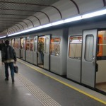 El metro de Viena, transporte en la ciudad