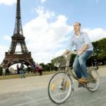 Alquiler de bicicletas en París