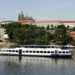 Cruceros por el río Moldava