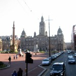 24 horas en Glasgow