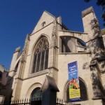 La Iglesia de Saint Medard en París
