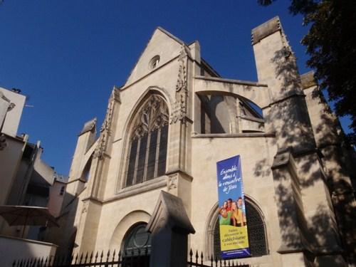 Iglesia de Saint Medard