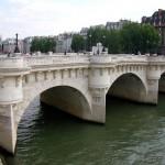 Pont Neuf, el puente de París