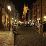Vida nocturna en Praga