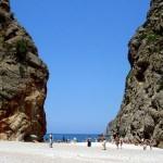 El Torrent de Pareis, belleza natural en Mallorca