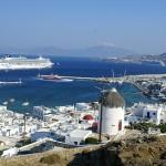 Cruceros a las islas griegas