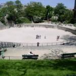Las Arenas de Lutecia, anfiteatro romano en París