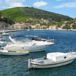 Las costas de Croacia