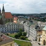 Kromeriz, belleza checa al sur de Praga
