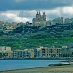 Mellieha, turismo en el norte de Malta