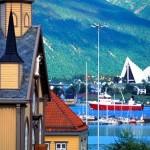 Tromso, la capital del Artico