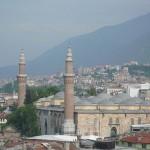 Descubre Bursa, la ciudad verde