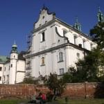 Atracciones en Cracovia : la Iglesia de San Estanislao