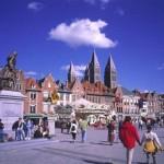 Tournai, la ciudad de los dos mil años