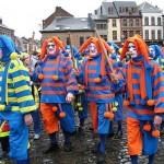 Binche, la ciudad del Carnaval