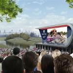¿Dónde ver en pantallas gigantes los Juegos Olímpicos en Londres?