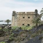 Por los castillos de Lanzarote