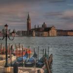 La Basílica de San Giorgio Maggiore en Venecia