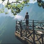 Hacer senderismo en Madeira