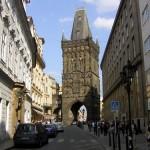 La Torre de la Pólvora en Praga