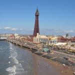 Blackpool, la torre Eiffel inglesa