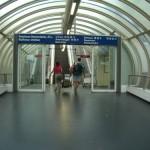 Aeropuerto de Fiumicino en Roma, cómo llegar a la ciudad