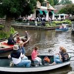 Giethoorn, la villa holandesa que no tiene carreteras