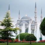 Sultanahmet, barrio turístico en Estambul