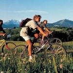 Rutas en bicicleta de St. Moritz a Innsbruck en ocho días