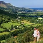 Los mejores destinos de verano en Irlanda del Norte : Antrim